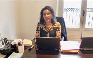 Avocat Droit du travail dans son bureau